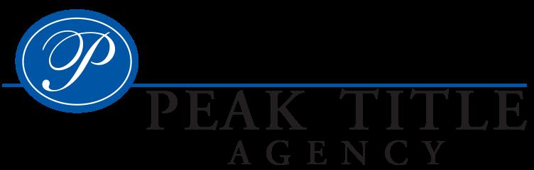 Peak Title Agency